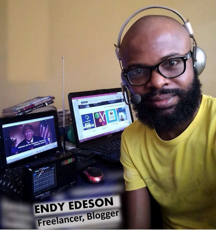 Endy Edeson Publishing Android Apps On Google Playstore